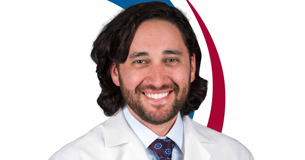 Welcome Christopher Capps, MD